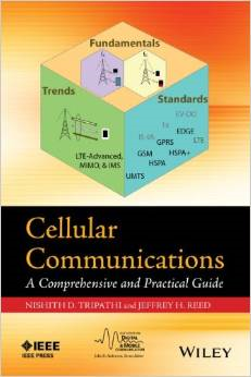 Cellualar Communications book cover