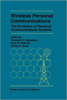 Wireless Personal Communications book cover